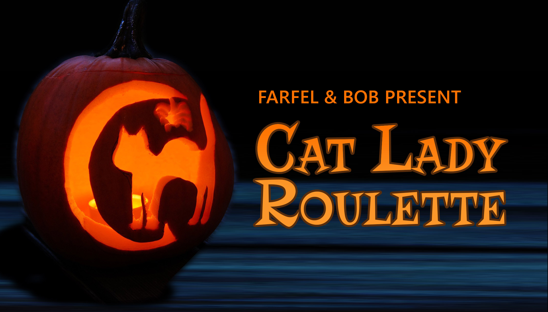 Cat Lady Roulette - Halloween Story for cats