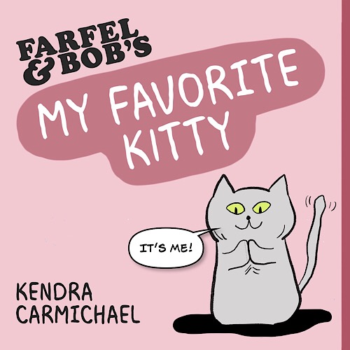 New Release – My Favorite Kitty