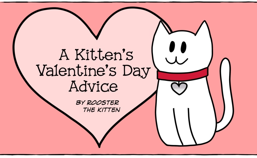 A Kitten's Valentine Advice